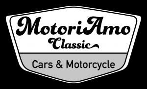 MotoriAmo Classic Auto & Motorcycles Logo