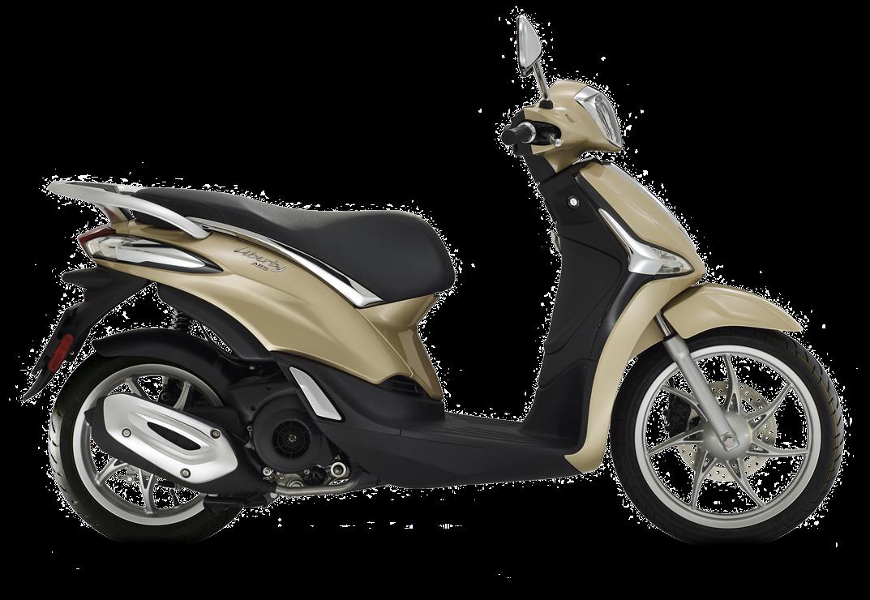 Gamma Piaggio MotoriAmo Liberty