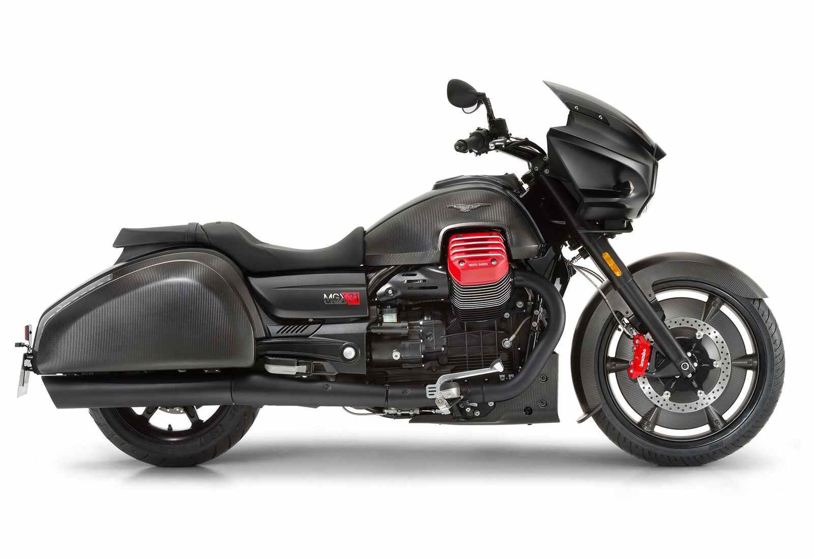 Gamma Moto Guzzi MotoriAmo