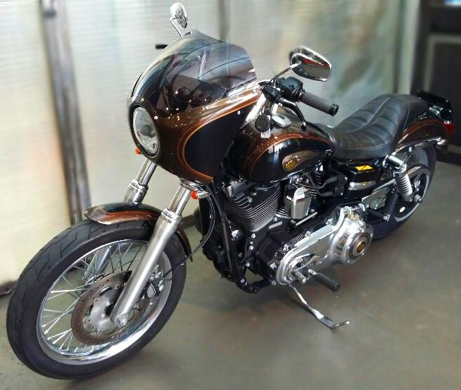 Harley Davidson Dyna Limited Edition