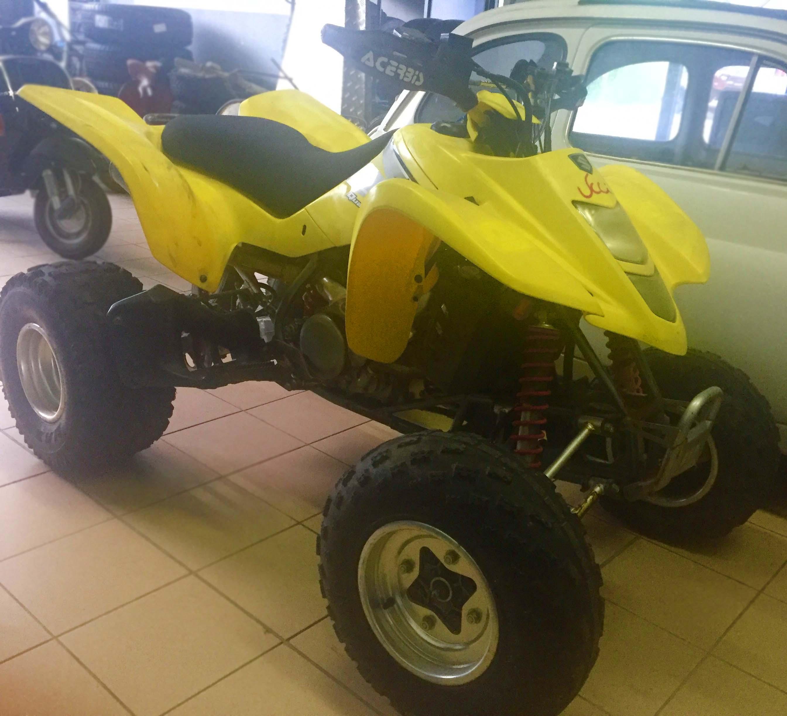 Quad Suzuki LTZ 400_2