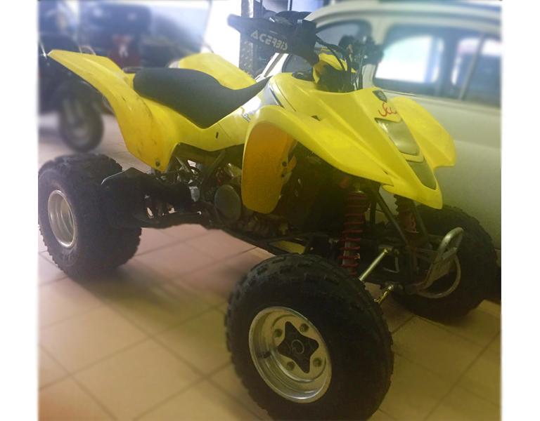 Quad Suzuki LTZ 400 Usato MotoriAmo