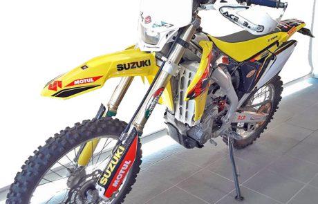 Usato MotoriAmo Suzuki RM X 450 E