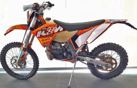 Usato MotoriAmo KTM EXC 300 E