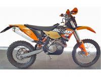 Usato MotoriAmo EXC 450 Six Days_2008