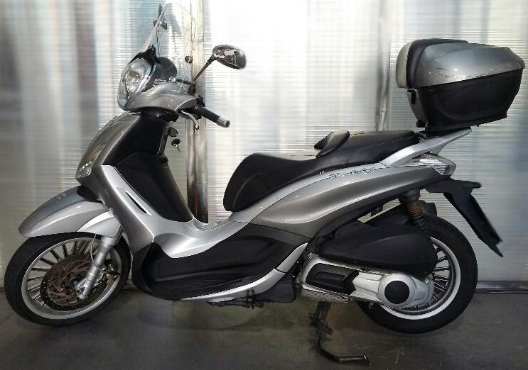 Scooter usati MotoriAmo Piaggio New Beverly 300