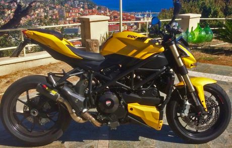 Usato MotoriAmo Ducati Streetfighter 848