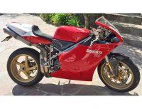 Usato MotoriAmo Ducati 998 COPERTINA
