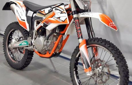 Usato MotoriAmo KTM Freeride 2013