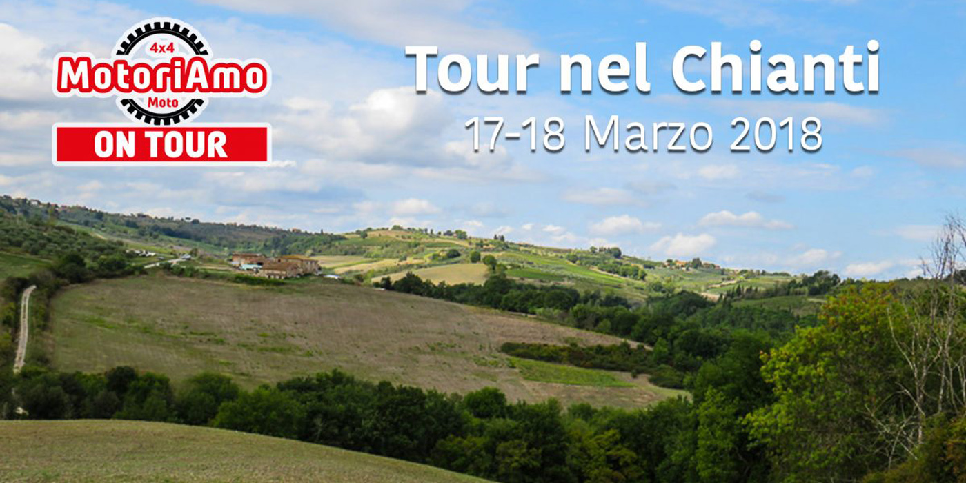 MotoriAmo On Tour nel Chianti