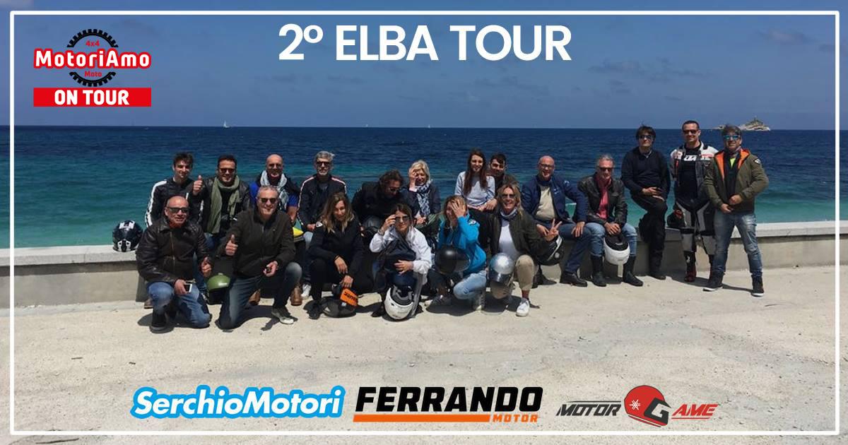 Tour in Moto all'Isola d'Elba
