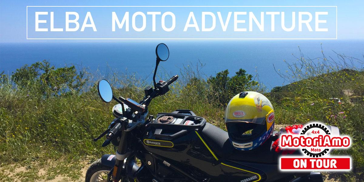 Viaggio in Moto all'Isola d'Elba