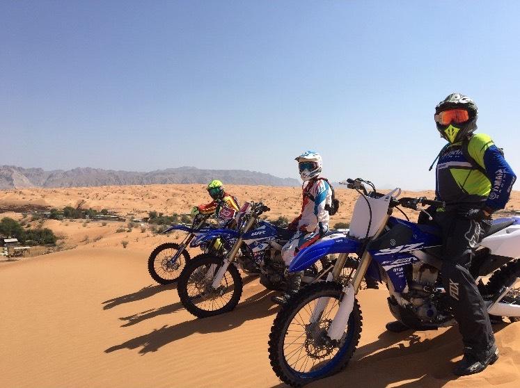 Tour in Moto a Dubai MotoriAmo On Tour