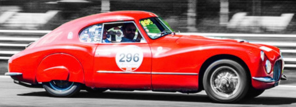 Eventi con Auto d'Epoca FIAT-8V