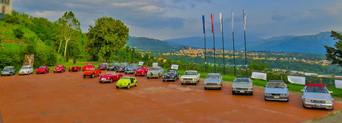 Tour Auto Epoca MotoriAmo Classic