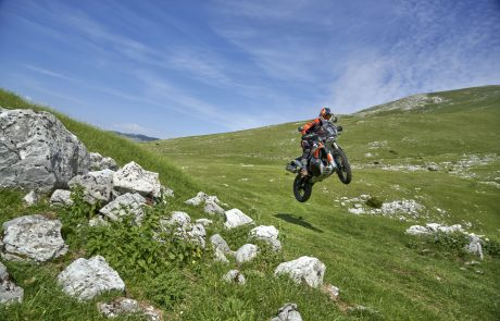 MotoriAmo KTM 790 ADVENTURE R RALLY