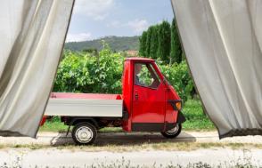 Vendita e Noleggio Veicoli Commerciali Lucca - Piaggio Ape