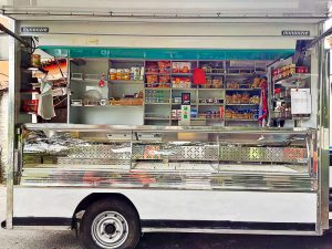 Furgone Street Food e Mercati Usato