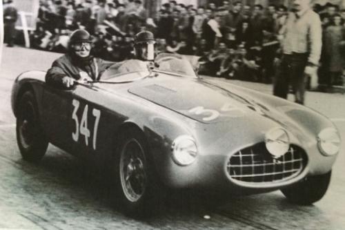 Eventi con Auto d'Epoca Ermini-1100-Sport-1952