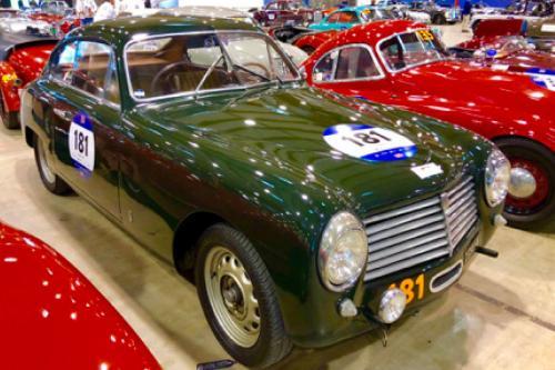 Eventi con Auto d'Epoca Fiat-1100-Pininfarina