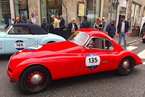 Eventi con Auto d'Epoca Fiat-1100-Siata