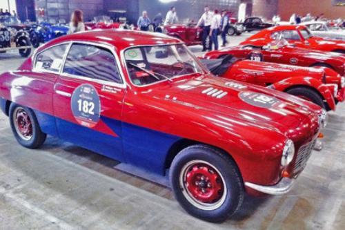 Eventi con Auto d'Epoca Fiat-1100-TV-Zagato-1954
