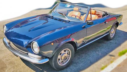 Eventi con Auto d'Epoca Fiat-124-spider