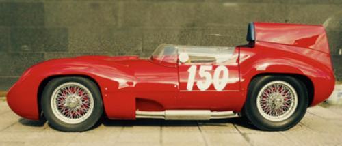 Eventi con Auto d'Epoca Osca MT4 1100 Sport 1954