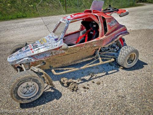 MotoriAmo Kart Cross Yacar loe